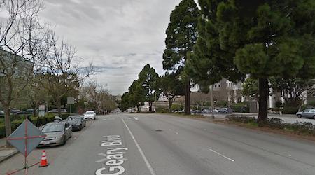 2 pedestrians injured, 1 critically, in collision near Geary & Laguna