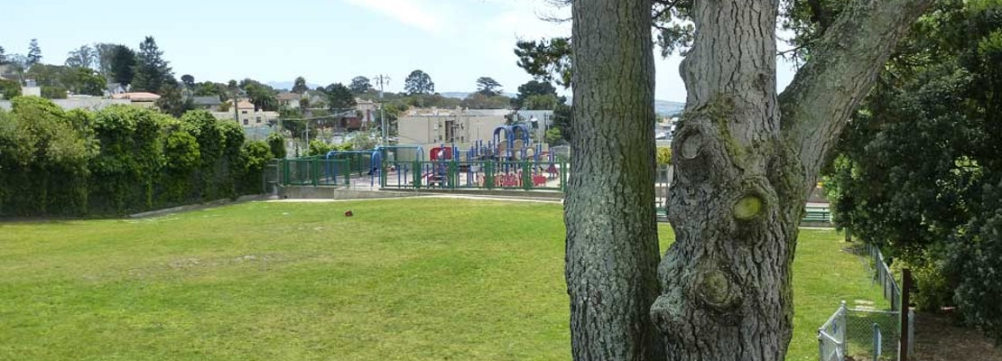 Great Explorations: West Portal Playground