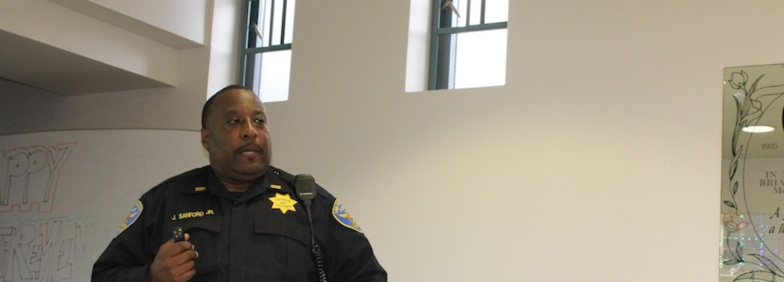 Park Station Recap: Crime Stats Drop, Breed Aims To 'Activate' Alvord Lake, More