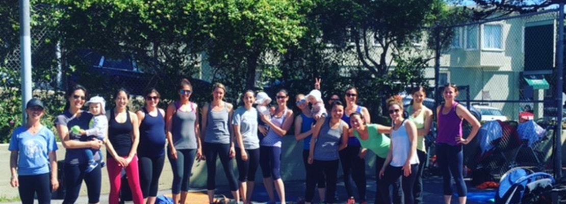 Baby Boot Camp: Stroller-Friendly Fitness In Noe Valley