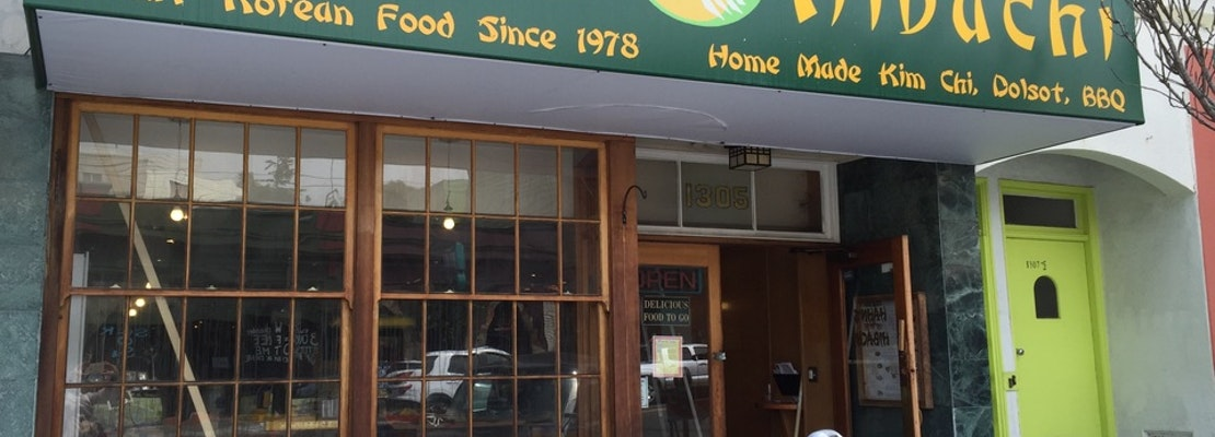 Bistro SF Grill Moving To Noe Valley's Former Hahn's Hibachi Space
