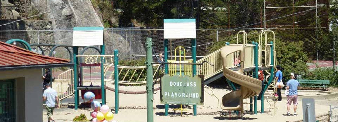Great Explorations: Douglass Playground And Upper Douglass Dog Play Area