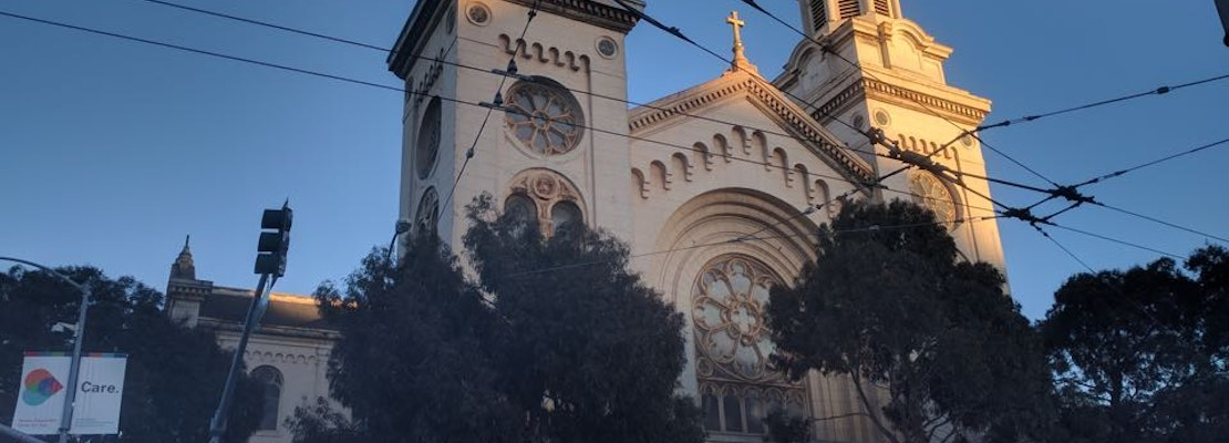 Office Construction Kicks Off At SoMa's St. Joseph's Church; School May Also Expand On Site