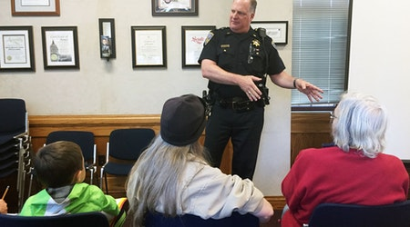 SFPD Taraval Station Meeting Recap: Crime Stats, Public Safety And The Dangers of Feeding Wildlife
