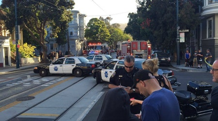Weekend Hit-And-Run Wreaks Havoc In The Lower Haight
