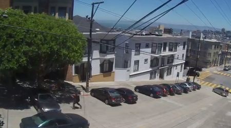 Brazen Russian Hill Armed Robbery, Dramatic Arrest Caught On Video [Updated]