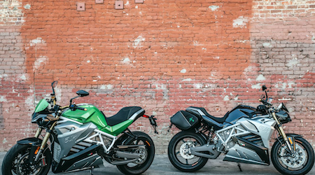 Showroom For Italian 'Supersport' Electric Motorcycles Headed To Hayes Valley