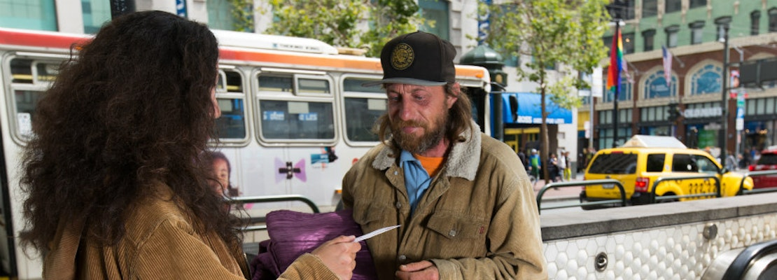 To Give, Or Not To Give: What's The Best Way To Help SF's Homeless?
