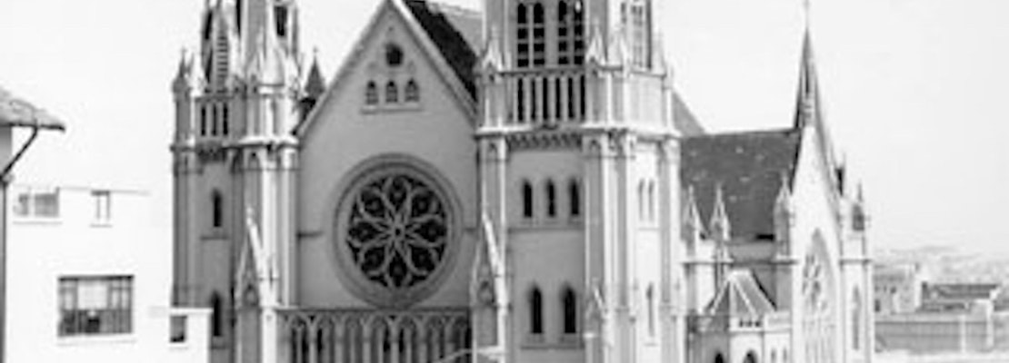 24 years after devastating fire, Saint Paulus Lutheran Church to return to Gough & Eddy