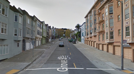 35-year-old pedestrian in critical condition after vehicle collision near Alamo Square