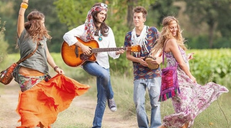 Event Spotlight: Make New Friends At 'Hippie Hour' On Patricia's Green