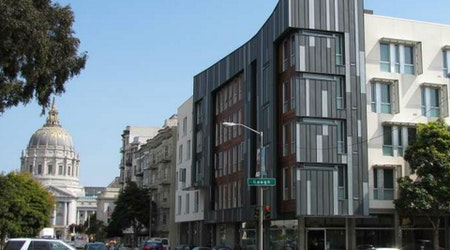 Chron: 'Architectural Showcase' Rising In Hayes Valley