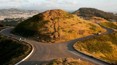 Work Begins This Week On Twin Peaks' Dedicated Car-Free Road