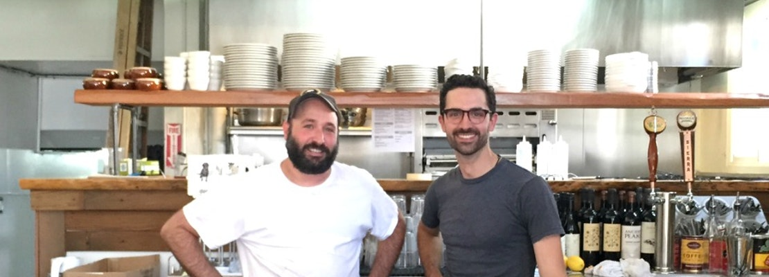 Meet Matt Nudelman, Chef And Co-Owner Of The Lodge On Haight