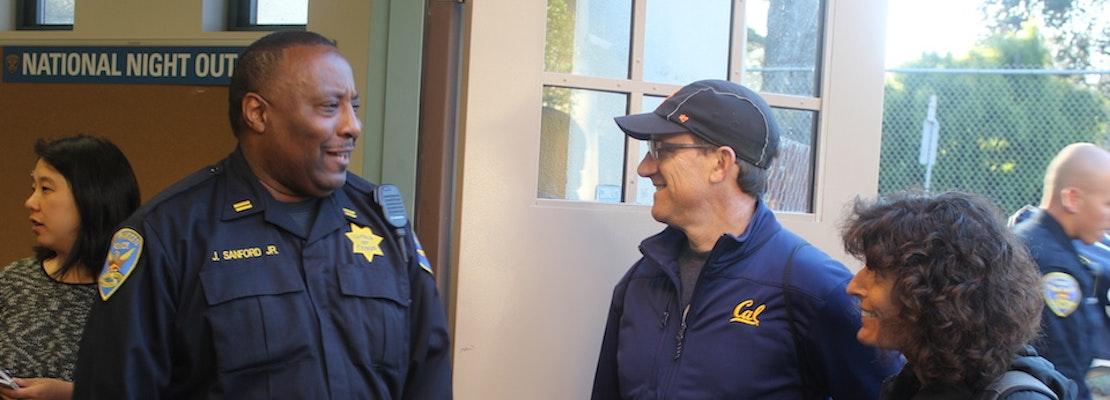 Park Station Meeting Recap: No Klan Flyer Complaints, Mixed Bag Of Crime Stats
