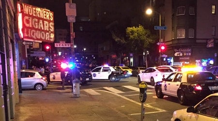 One Dead, One Injured In Late-Night Shooting On Geary