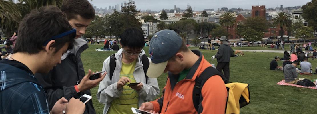 Thousands Set To Roam The Streets For Tomorrow Night's Pokémon Go Crawl