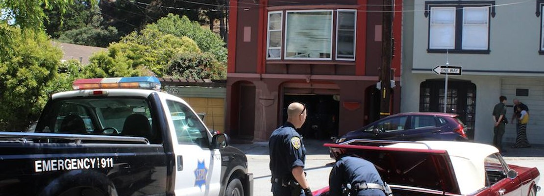 This Month In Crime: Your Upper Haight Recap