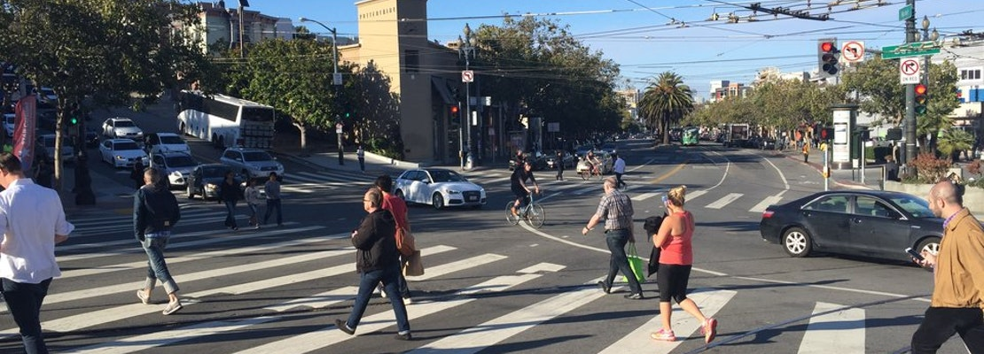 SFMTA Releases Final Proposal For Upper Market Street Safety Project