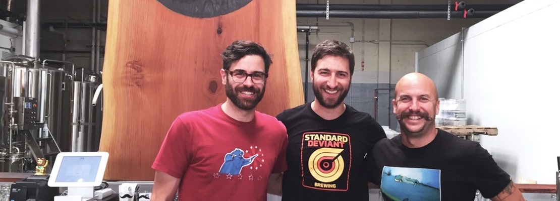 Now Open In The Mission: Standard Deviant, A Craft Brewery