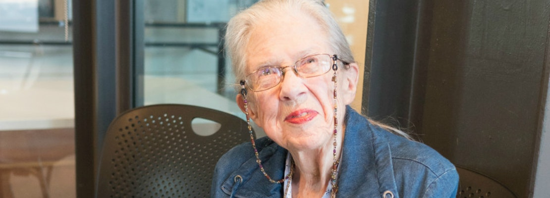 RIP: June Osterberg, North Beach Reporter & Community Fixture