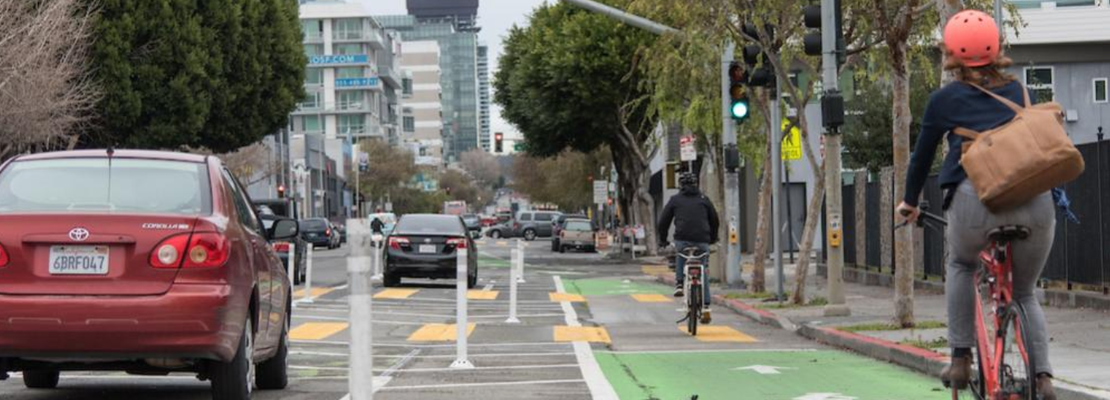 With bike lanes in place, Folsom-Howard Streetscape Project eyes longer-term improvements