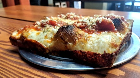 Cellarmaker Brewing debuts Detroit-style pizzeria in Bernal Heights