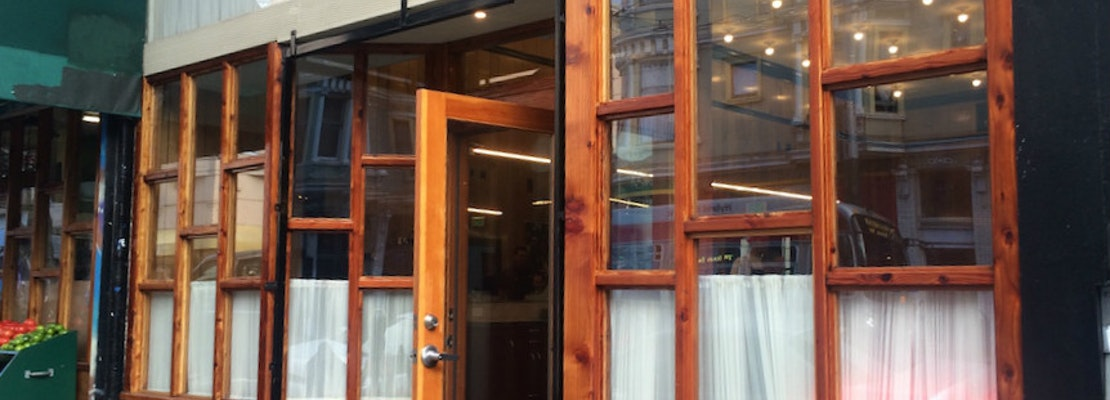 Mike's Barbershop Now Open In The Lower Haight