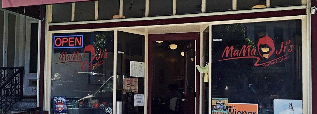 Inside Mama Ji's, The Castro's Dim Sum & Traditional Sichuanese Restaurant
