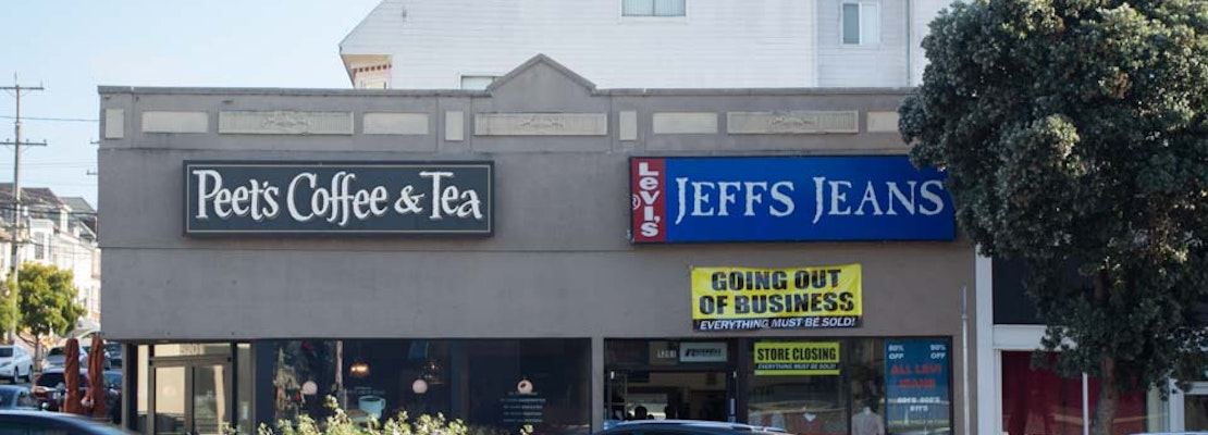 After Decades In The Richmond, Jeff's Jeans Is Closing Its Doors