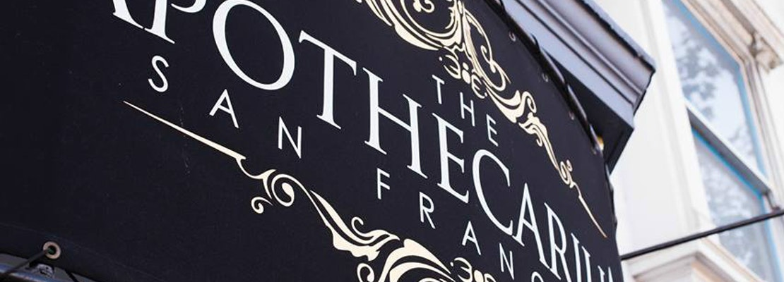 Now Open: The Apothecarium's New, Larger Market Street Location