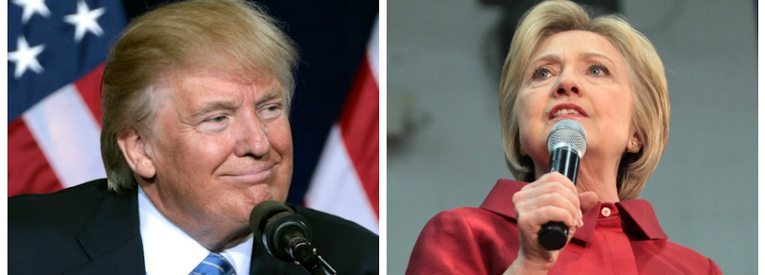 Where To Watch The Presidential Debate In San Francisco