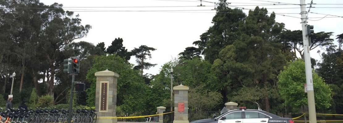Yet Another Stabbing At Haight & Stanyan Results In Arrest