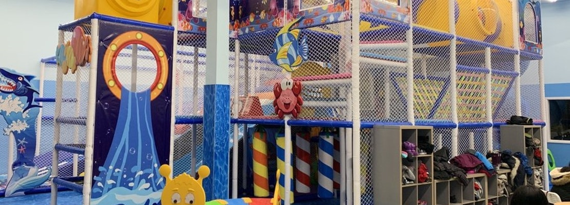 Indoor play center 'Little Oceanauts' opens its doors in Ingleside