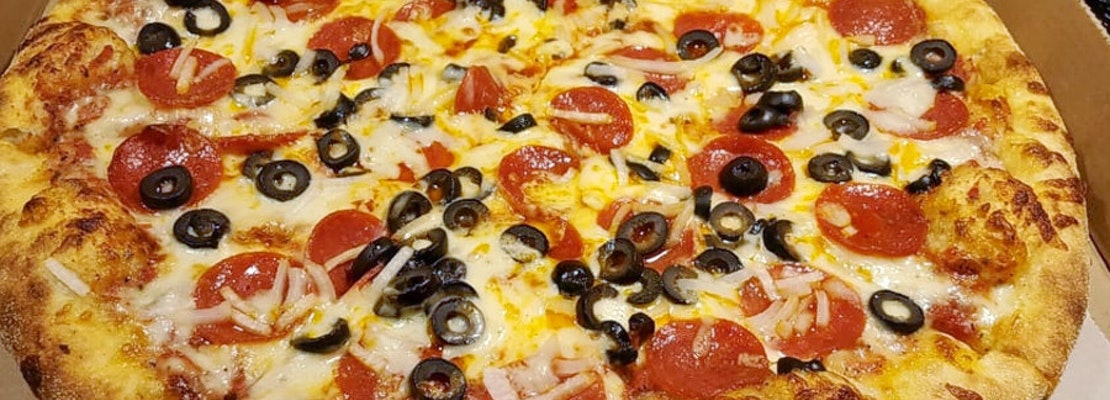 Top pizza choices in Lancaster for takeout and dining in