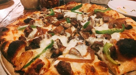 Top pizza choices in Greenville for takeout and dining in