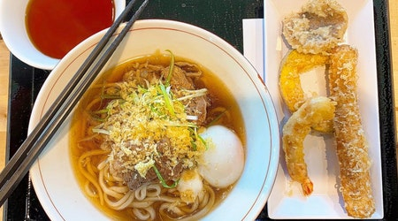 Dumpling Time owners debut 'Udon Time' in the Design District