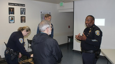 SFPD Park Station Captain Talks Crime Near Station, Wiggle Scofflaw Cyclists, More