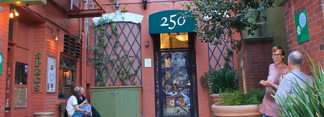 RIP: Richard 'Specs' Simmons, Beloved North Beach Bar Owner