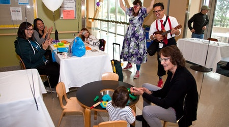 Laguna Honda Hospital Celebrates 150 Years Of Service