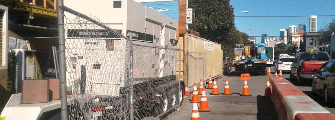 Construction Boom Puts Added Strain On Struggling Folsom Corridor