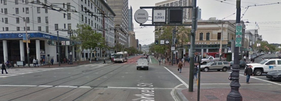 Woman Stabbed On 7-Haight/Noriega Bus At Market & Hyde