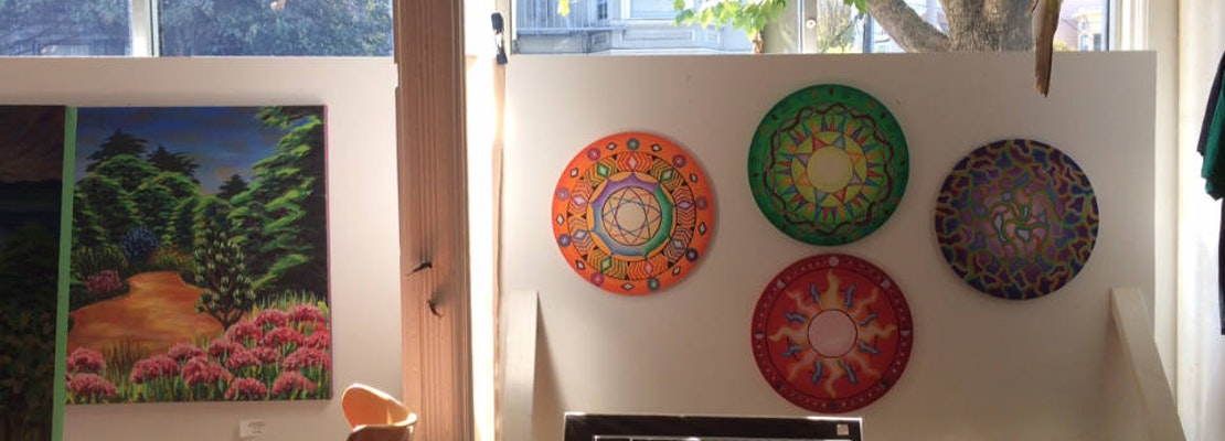 Open Studios Weekend Hits The Upper Haight & Cole Valley