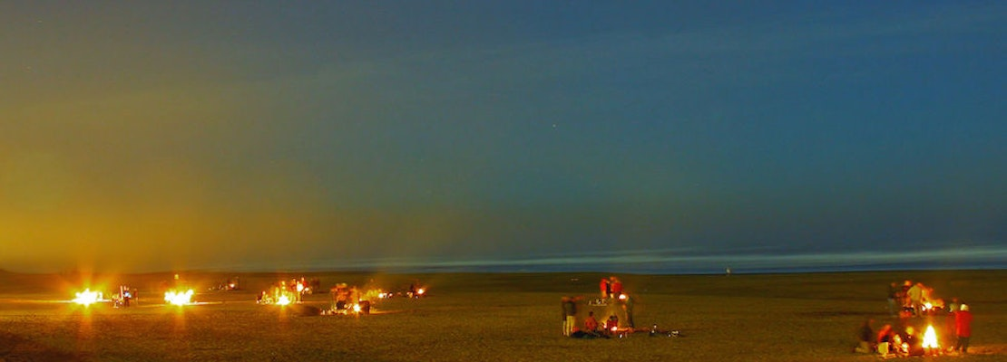 Starting Tomorrow, Ocean Beach's Fire Pits Go Dark For The Winter