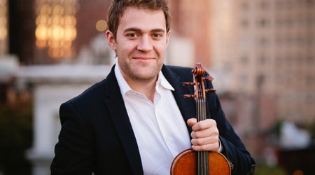 Local violinist brings world-renowned quartet home to Noe Valley