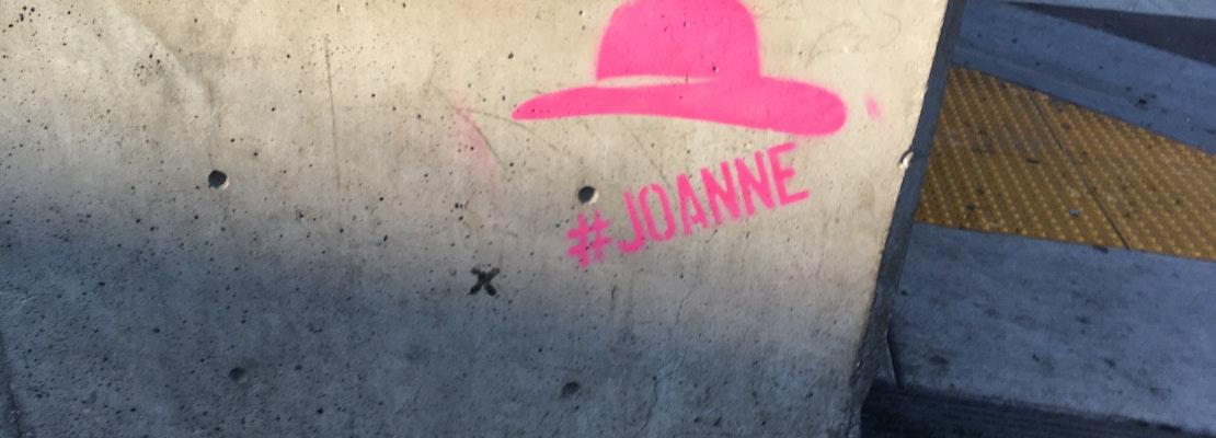 Lady Gaga Promotional Graffiti Pops Up On Castro Sidewalks, Enraging Residents [Updated]