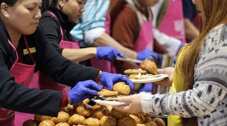 Tonight: Telegraph Hill Neighborhood Center Serves 25th Annual Free Thanksgiving Dinner