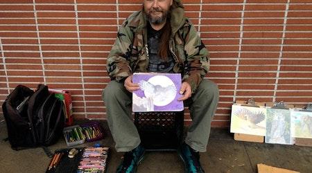 Meet The Owl Artist Of Laurel Village