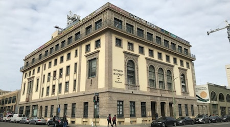 Oakland YWCA building a symbol of Julia Morgan's relationships with powerful women