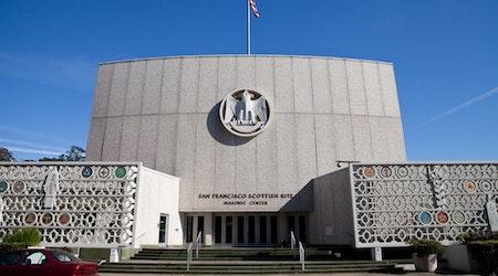 A Look Inside The San Francisco Scottish Rite Masonic Center